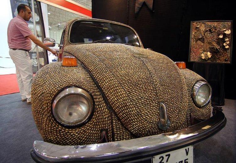 Fıstık gibi araba!