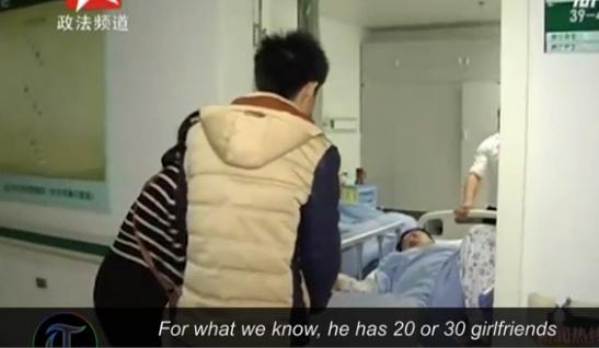 17 kadını birlikte idare eden Çinli tutuklandı