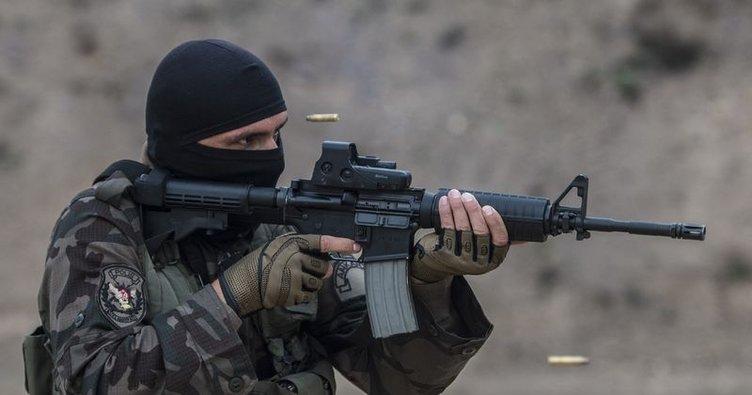 Lice'de 8 üst düzey terörist öldürüldü