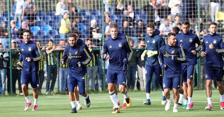 Fenerbahçe, İsviçre yolcusu