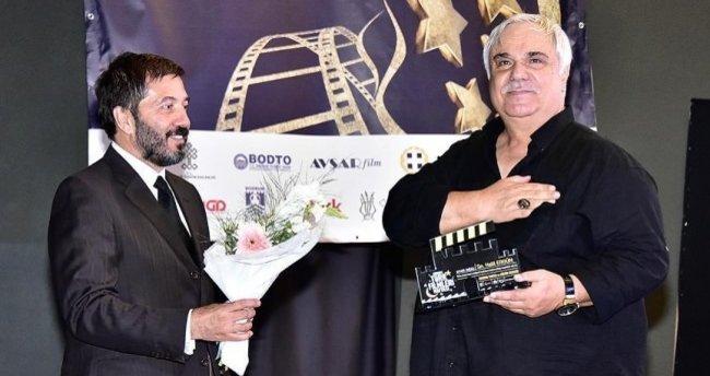 Sinema sanatçılarına 'emek' ödülleri verildi