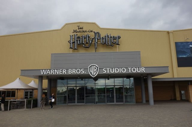 Harry Potter dünyasına yolculuk