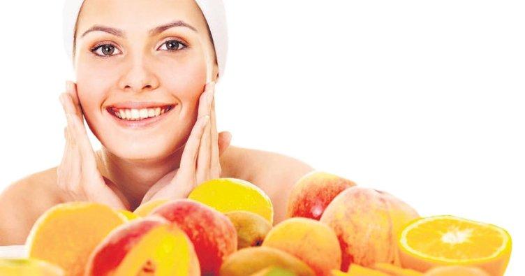 Meyvelerin kabuklarını çöpe atmayın