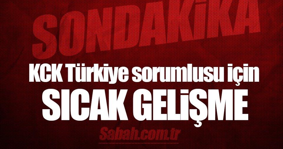 KCK Türkiye Sorumlusu'na örgüt davası!