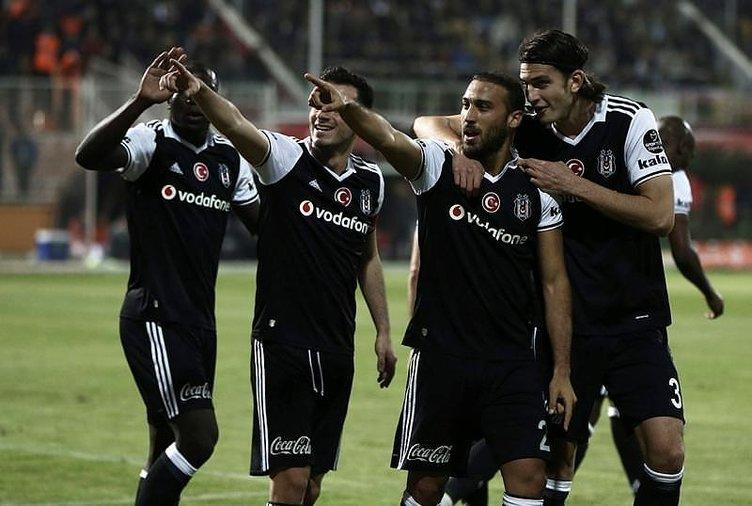İşte Beşiktaş'ın Benfica maçı muhtemel 11'i