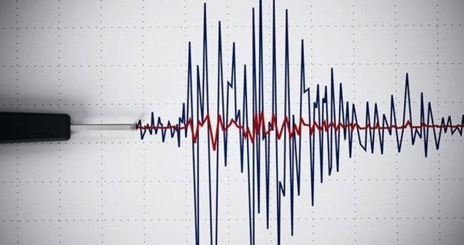 Nepal'de 5,4 büyüklüğünde deprem!