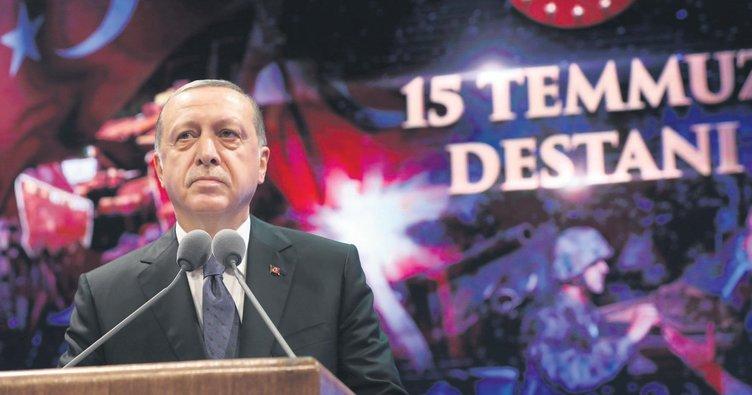Ya Türk milleti ya teröristler