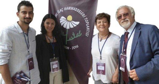 Bitkisel ilaç hammaddeleri toplantısı Trabzon'da yapıldı