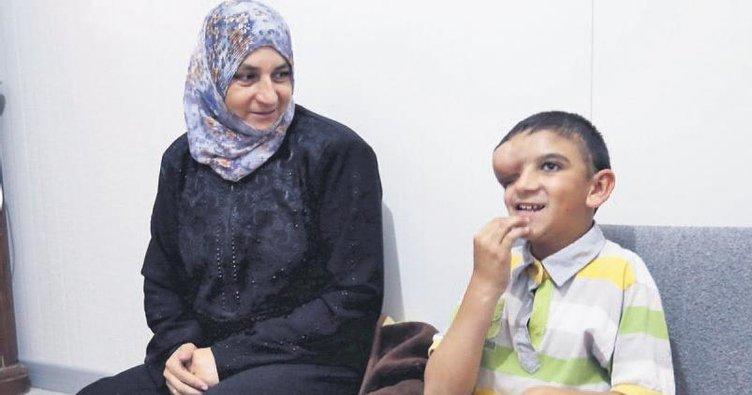 Suriyeli Muhammed, çilesinin artık son bulmasını bekliyor