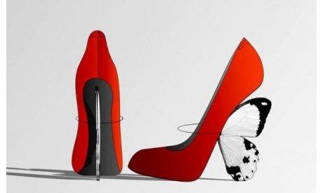 Dünyanın en ilginç kadın ayakkabıları