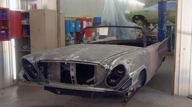 1961 Chrysler 300G'nin inanılmaz dönüşü