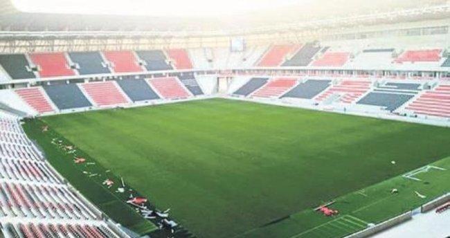 Gaziantep Arena gün sayıyor