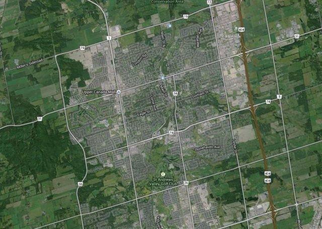 Haritadaki çıplak adamı görebildiniz mi?