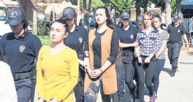 MLKP üyesi dört kişi tutuklandı