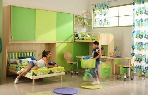 Çok güzel odalar bunlar