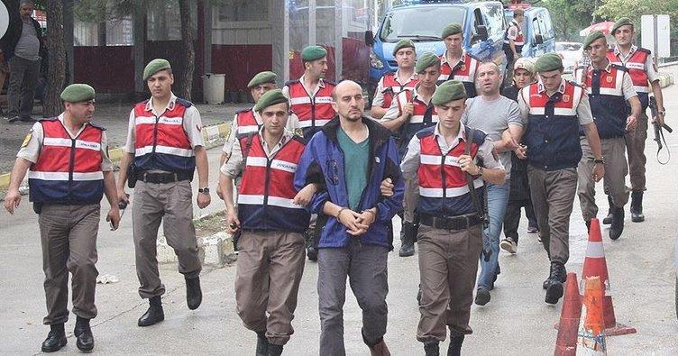 FETÖ şüphelileri Yunanistan'a kaçma hazırlığında yakalandı!