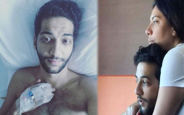 Işın Karaca'nın oğlu Erda Kıvanç ameliyat oldu