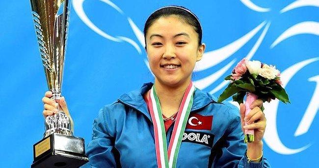 Melek Hu Avrupa şampiyonu oldu