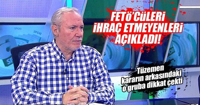 GALATASARAY GENEL KURULUNDAKİ SKANDAL 'FETÖ' KARARININ PERDE ARKASI...