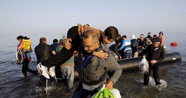 Dünyadaki sığınmacıların yükünün yarısını 10 ülke taşıyor