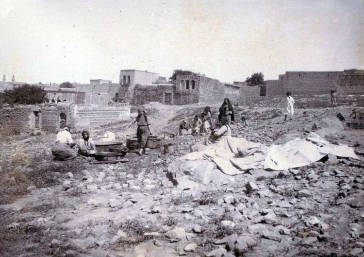 Türkiye'nin görmediğiniz tarihi fotoğrafları
