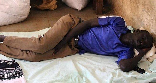 Sudan'da ishal vakası
