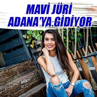 Mavi jüri Adana'ya gidiyor