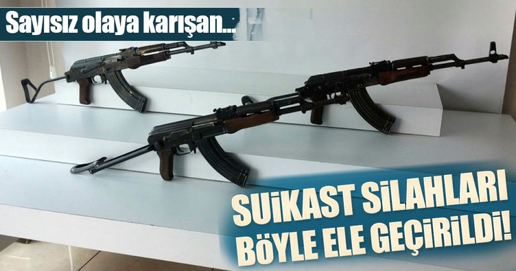 İstanbul'da Sarallar'a dev operasyon