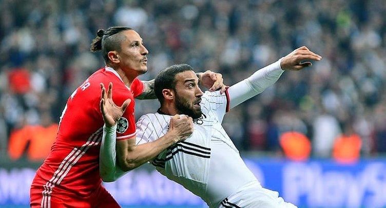 Beşiktaş-Benfica maçı dış basın yorumları