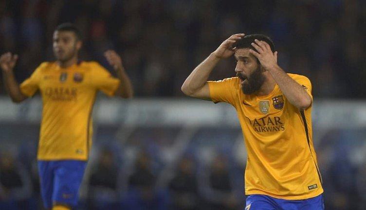 Barcelona'dan Arda Turan'ı şoke eden karar!