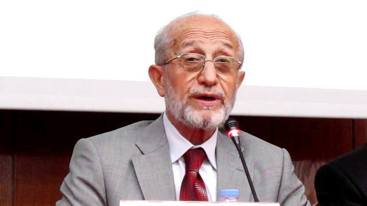 Cumhurbaşkanı Erdoğan'ın hocası Bekir Topaloğlu vefat etti