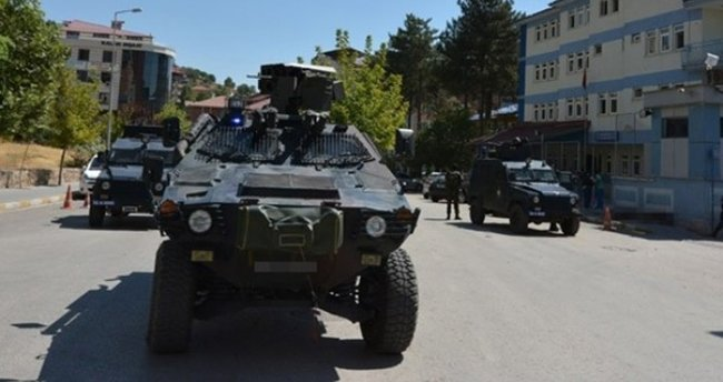 Tunceli'de 31 alan özel güvenlik bölgesi ilan edildi