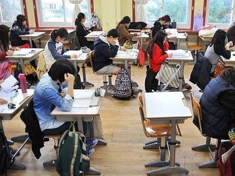 Bir de Japon eğitim sistemine bakın
