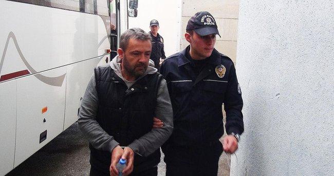 Sakarya'da FETÖ şüphelisi 14 kişi adliyeye sevk edildi