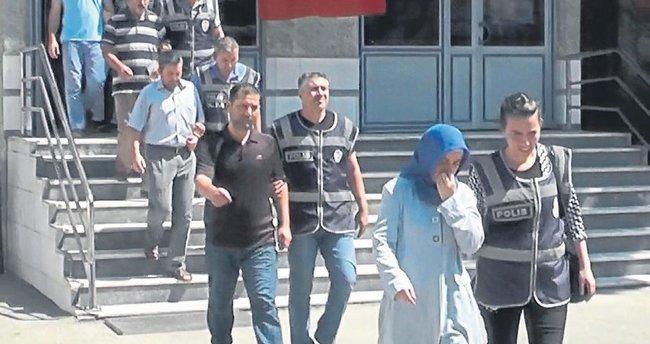 Osmaniye'de FETÖ dalgası sürüyor