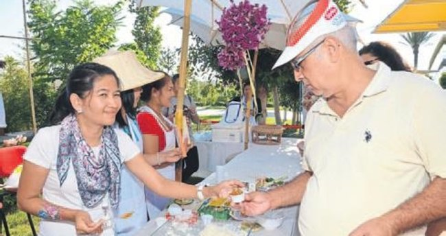 Tayland kültürü EXPO'da tanıtılıyor