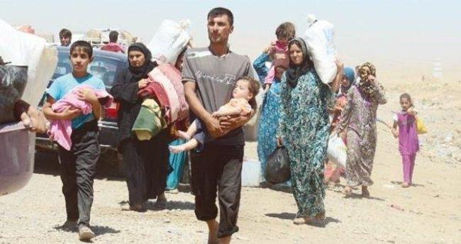 Münbiç halkı da Cerablus'a sığınıyor