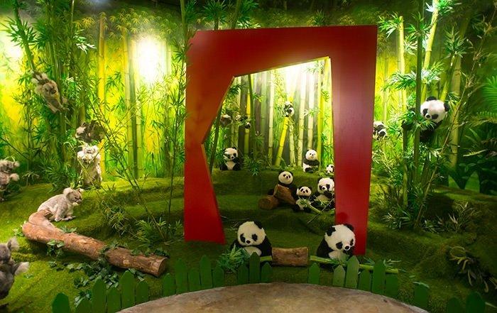 Çin'de Evrensel Sihir Dünyası
