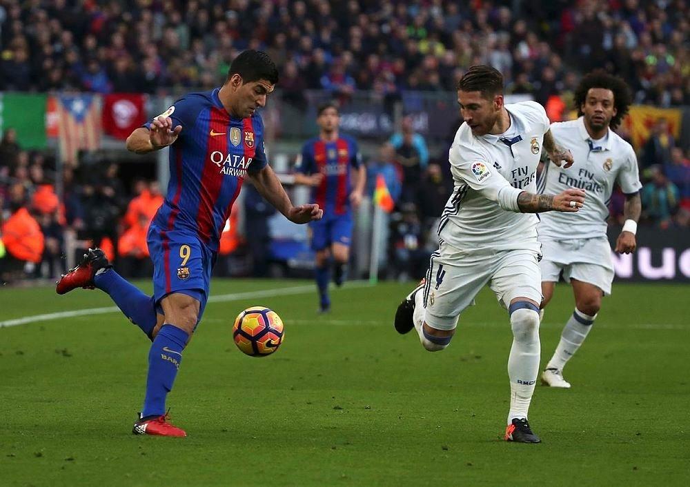 Barcelona-Real Madrid maçı nefes kesti! İşte goller...