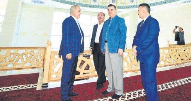 Tosyalı Cami açıldı