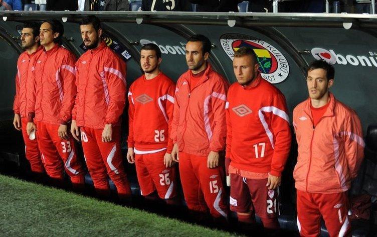 Fenerbahçe - SB Elazığspor