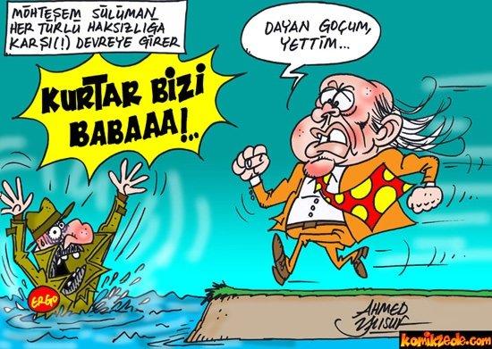 Demirel'li karikatürler