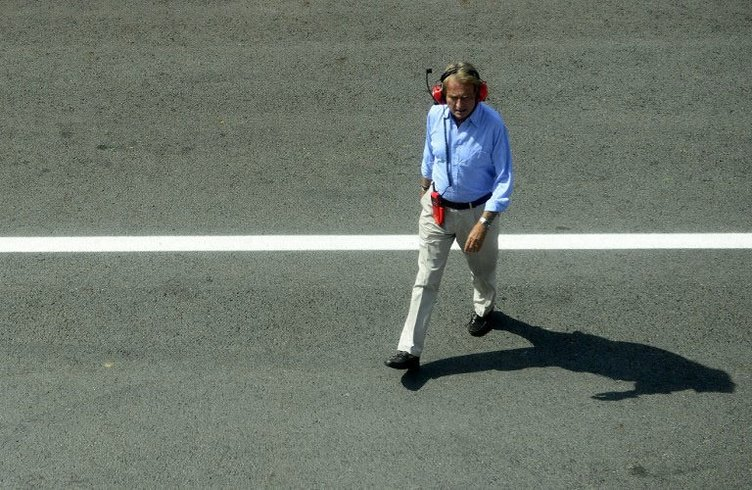 Ferrari'de bir devir kapandı