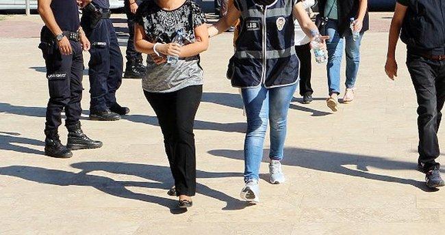 Antalya'daki FETÖ soruşturmasında 22 kişi tutuklandı