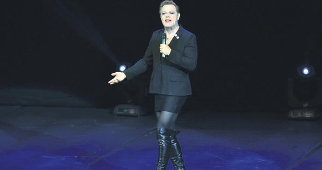 İstanbul Komedi Festivali'nde Eddie Izzard rüzgarı