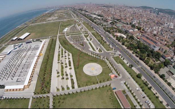 Dünyanın en büyük şehir parkı İstanbul'da