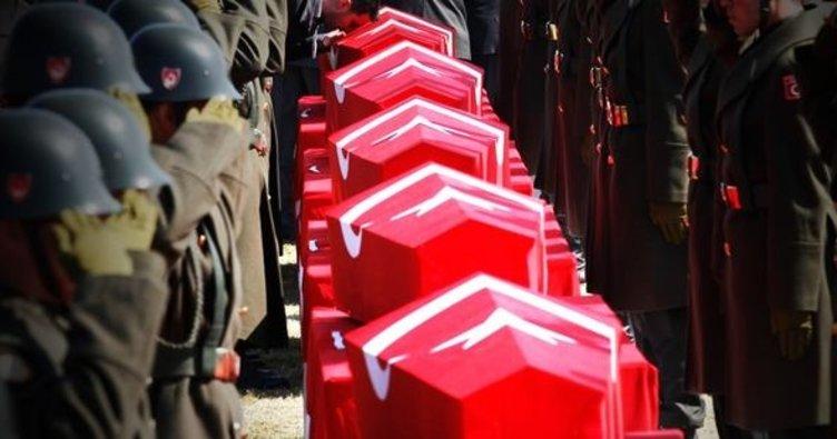 Şırnak'ta düşen helikopterde şehit olan askerlerin kimlikleri belli oldu