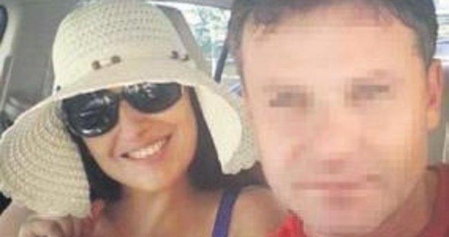 Cinnet getirdi polis olan eşini vurdu