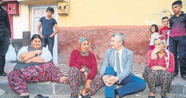 Tahmazoğlu'ndan Ramazan ziyareti