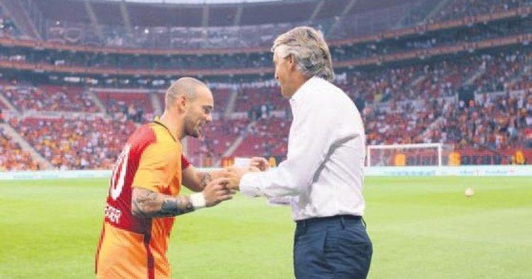 Mancini bunu hep yapıyor